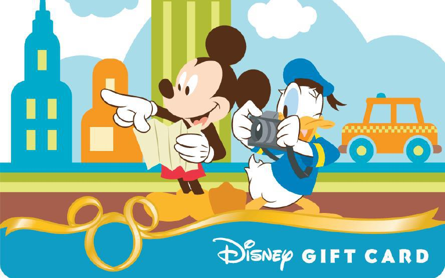 Giving Away $375 in Disney Gift Cards and Other Fun Prizes (1/2)