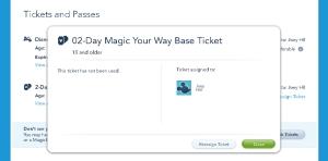 MDE-tickets