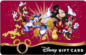 We're Giving Away Disney Stuff!!! (1/2)
